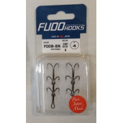 Fudo Double Black #4 (6 шт.)