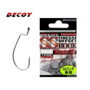 Крючок Decoy S.S. Hook Worm 19 1, 9шт