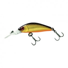 Jackall D Chubby Minnow 35SP hl gold & black