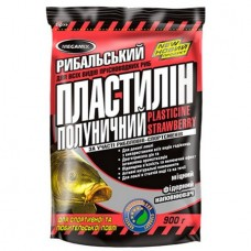 """Пластилин MegaMix """"Клубника"""" 250гр."""