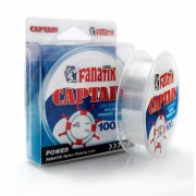 Леска FANATIK Captain Nylon 100 м / 0,12мм / 2,75кг