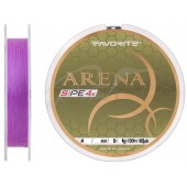 Favorite Arena PE 100m (purple) #0.175/0.071mm 3.5lb/1.4kg