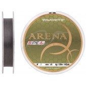Favorite Arena PE 100m (silver gray) #0.175/0.071mm 3.5lb/1.4kg