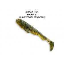 "Crazy Fish Tough 2"" 71-50-16-6 кальмар"
