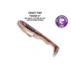 """Crazy Fish Tough 2"""" 71-50-22d-6 кальмар"""