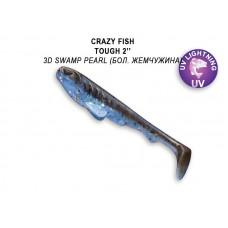 """Crazy Fish Tough 2"""" 71-50-3d-6 кальмар"""