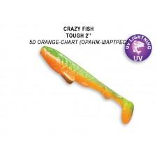 """Crazy Fish Tough 2"""" 71-50-5d-6 кальмар"""