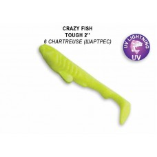 "Crazy Fish Tough 2"" 71-50-6-6 кальмар"