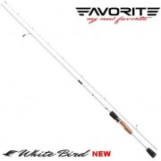 Favorite White Bird NEW WBR-682ML-S 2.04m 3-14g 6-10lb